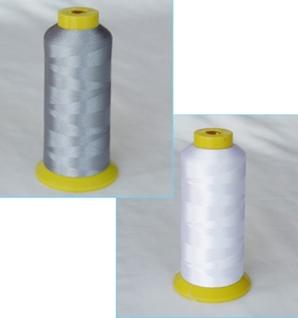 Glass-fiber-thread
