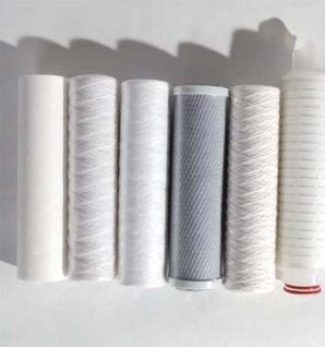 Cartridge-filters